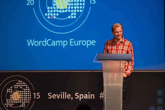 WordCamp-Europe-Seville-Matt-Mullenweg-foundartphoto