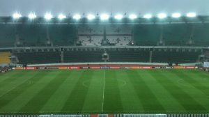 Dinamo Arena - Georgia vs Germany 2015-03-29