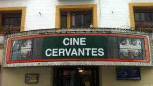 Imagen de archivo del Cine Cervantes/ SA