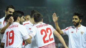 Victoria imponente del Sevilla en el Sánchez Pizjuán / Sevilla FC