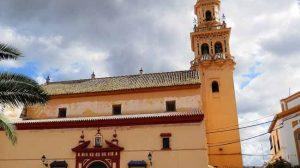 Parroquia de Santiago el Mayo, de Alcalá, una de las más antiguas de la ciudad