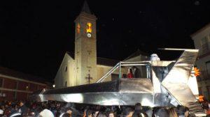 Carnaval Gines - Carruaje de Ninfos