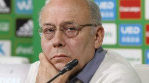 Ollero -presidente-Betis