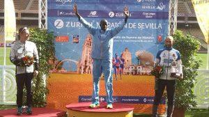 ganador maraton