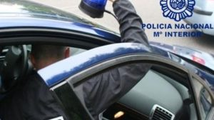 policia nacional sirena