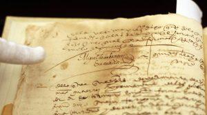 manuscrito-firma-cervantes