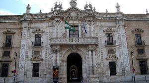 Fachada del Rectorado de la Universidad de Sevilla / SA