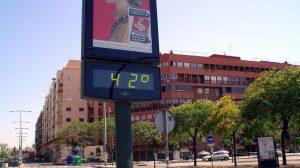 Un termómetro en Sevilla / SA