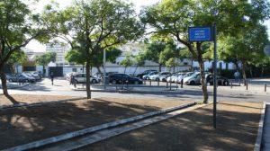 aparcamientos cementerio