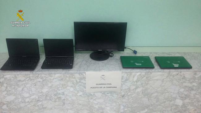 material-informatico-robado