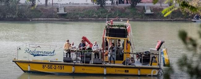 concierto rockarround lipasam barco