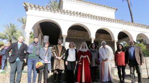 Presentación programación de Navidad del Alcázar de Sevilla