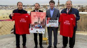 presentacion Medio Maraton Sevilla 2017