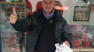 Diego Garrido 100