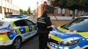 policia jamon
