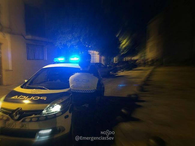 policia ciclomotor