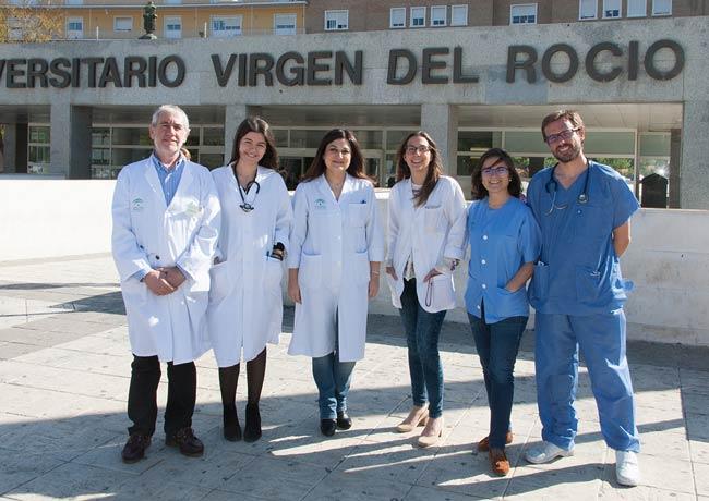 medicos-virgen-rocio-ictus