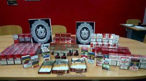 tabaco de contrabando