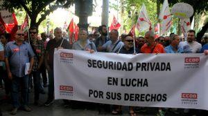 ccoo sector vigilancia Sevilla