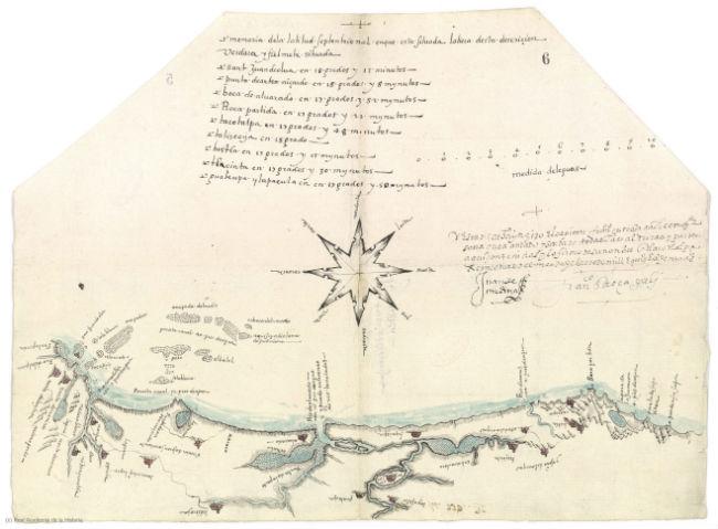 Mapa de Tlacotalpa