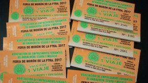 tikets atracciones feria 2017