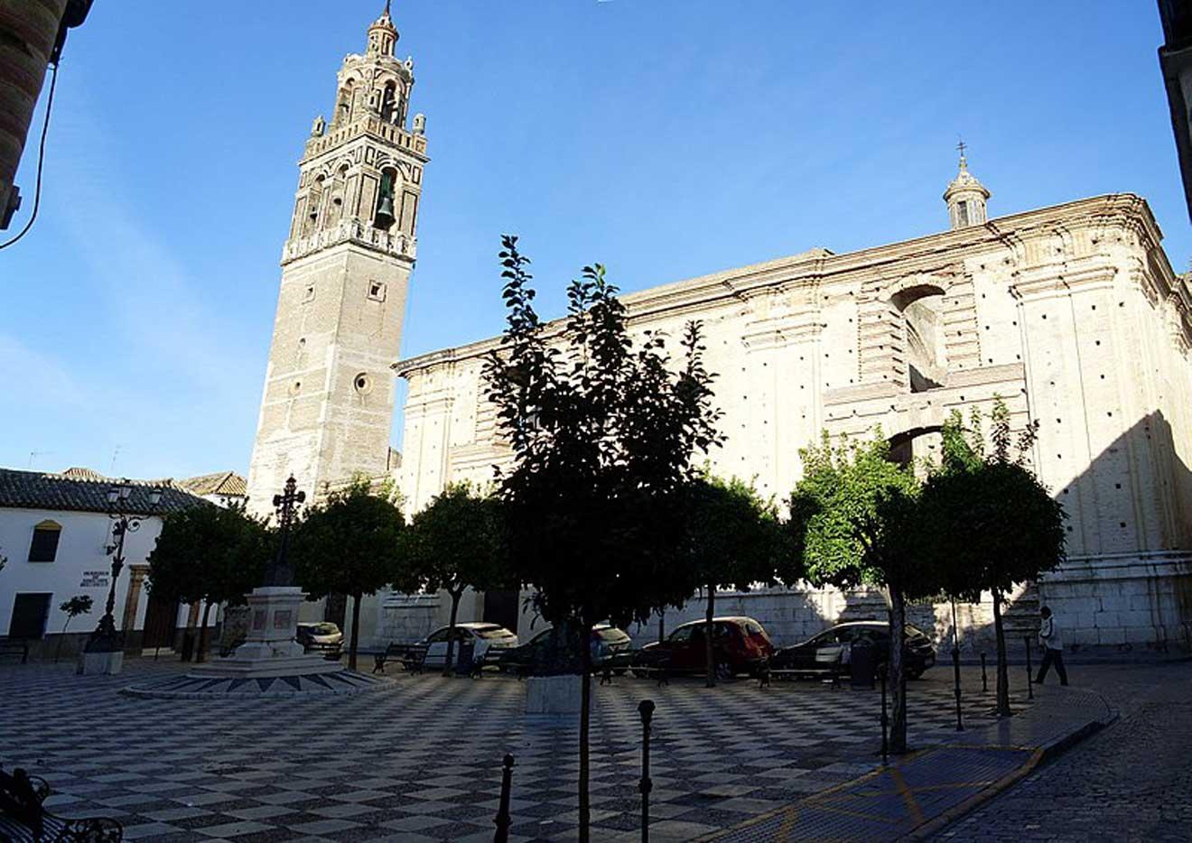 Écija/ Wikimedia Commons