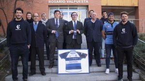 Ciencias Sevilla Rugby en la UPO