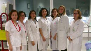 Unidad de Histeroscopia del Hospital de Valme