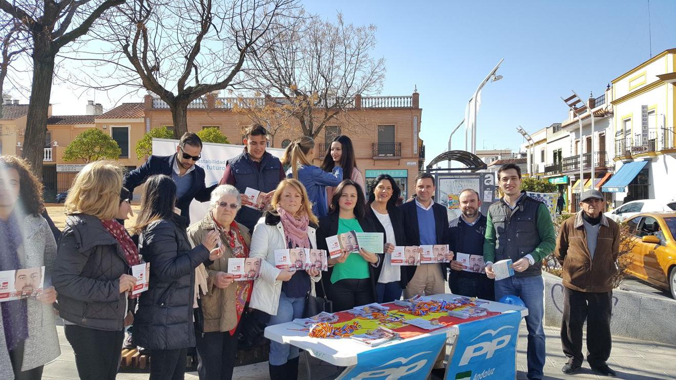 PP en Alcalá de Guadaíra