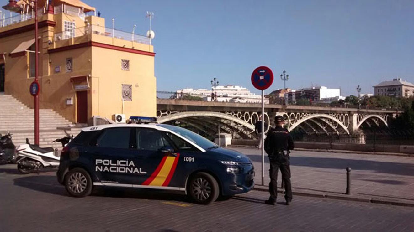 Policía Nacional de Sevilla