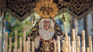 Virgen del Cerro, Martes Santo