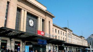 estación ferroviaria de Cornavin /SA