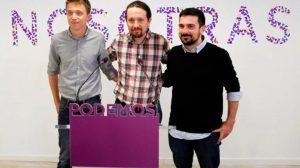 Foto de candidatura de Podemos /@PatriciaReyesCS