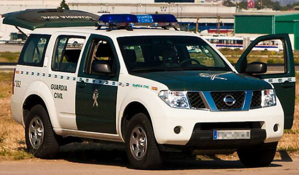 Guardia Civil /SA