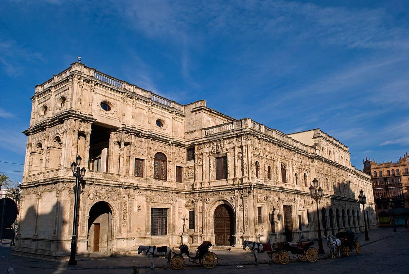 Ayuntamiento de Sevilla /SA