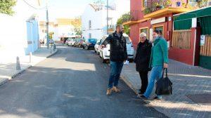 Actuaciones anteriores en el barrio de Nervión /SA