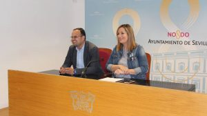 Presentación de las becas de idiomas para jóvenes /Ayto. Sevilla