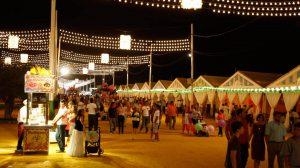 Una de las últimas ferias de Mairena /Ayto. Mairena Aljarafe