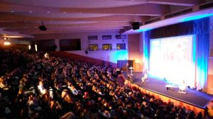 Uno de los congresos celebrados en Fibes /FIbes