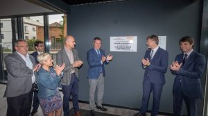 Inauguración nuevo centro deportivo /Ayto. Sevilla