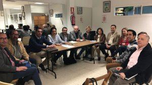 Grupo de trabajo para medidas de Lipasam del Casco Antiguo /Ayto. Sevilla