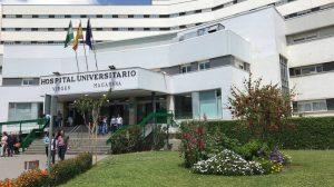El Hospital Macarena iluminará su portada de rojo /Hospital Macarena