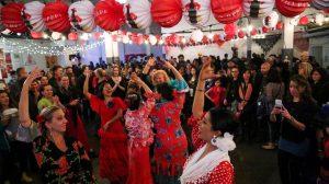 Feria de Portland /Peña Flamenca de Portland