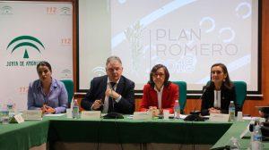 Presentación Plan Romero /Junta