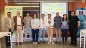 Premiados de 'Climatón Sevillla'/UPO