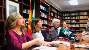 La fiscal jefe de Sevilla, María José Segarra /SA