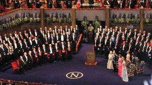 Ceremonia Premios Nobel /SA