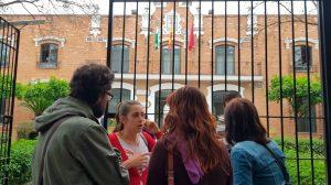 Participa denuncia un nuevo caso de desahucio /Participa Sevilla