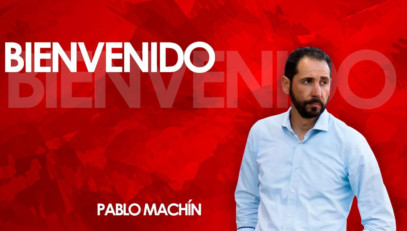 Pablo Machín /Sevilla FC