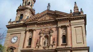 Parroquia de la Concepción, en Nervión /SA